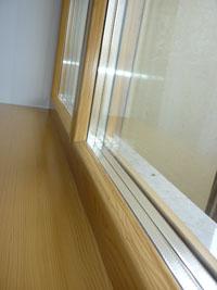 Деревянные евроокна со стеклопакетом, вариант 5